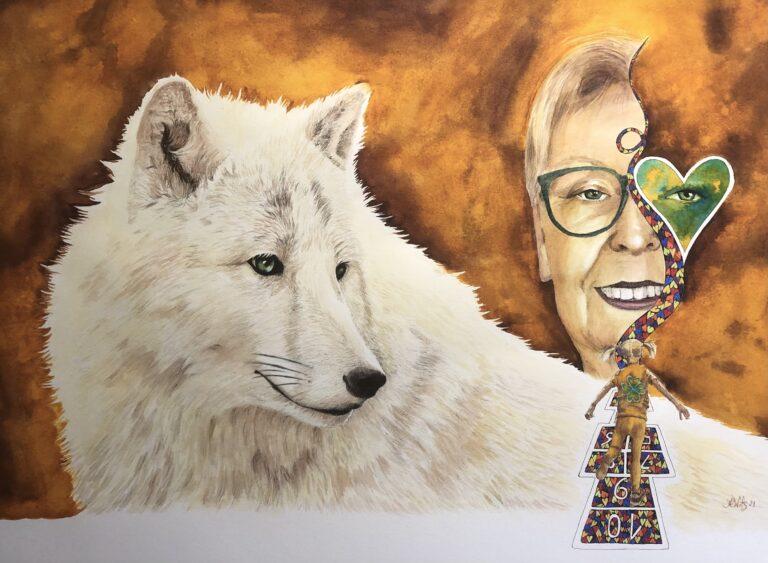 Kr8dierportret Paula Wolf