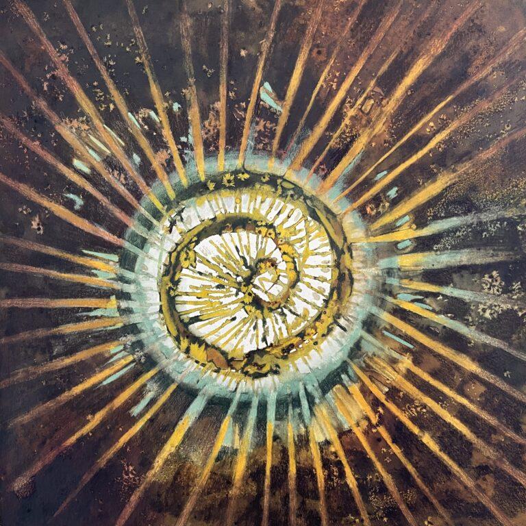 Stralen van Binnenuit - Shining from Within